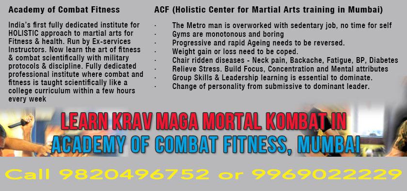 An Introduction to Krav Maga – Krav Maga Mortal Kombat